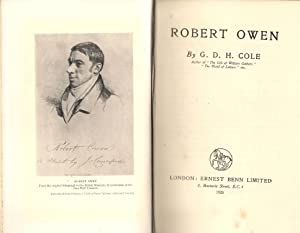 Robert Owen : Curiosities in Politics: Cole, G.D.H.