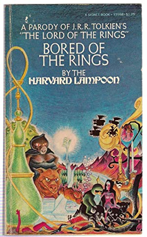Bored of the Rings: The Harvard Lampoon