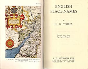 English Place Names: Stokes, H.G.