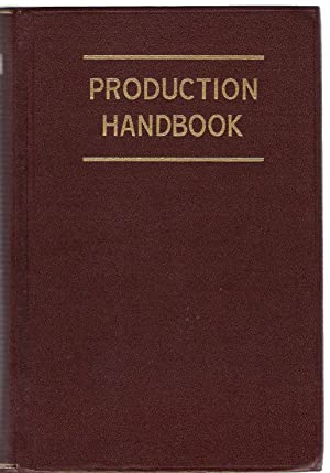 Production Handbook: Alford, L.P.