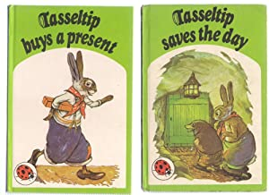 Ladybird books, a set of 5 'Tasseltip' titles: Cotton, Sarah
