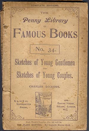 The Penny Library of Famous Books No.34: Dickens, Charles