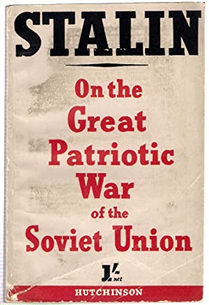 on the great patriotic war of the soviet union - AbeBooks