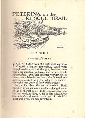 Peterina on the Rescue Trail: Cowper, E.E.