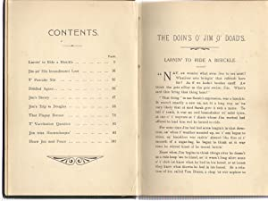 The Doin's o' Jim o' Doad's : Sketches of Lancashire Life: Smith, Arthur