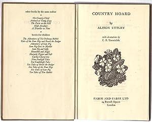 Country Hoard: Uttley, Alison