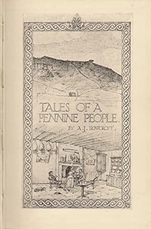 Tales of a Pennine People: Howcroft, A.J.