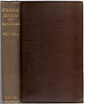 Frank Bishop of Zanzibar: Maynard Smith, H.