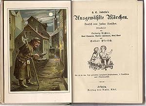 Ausgewählte Märchen (Selected Fairy Tales) - German Text: Andersen, Hans C.