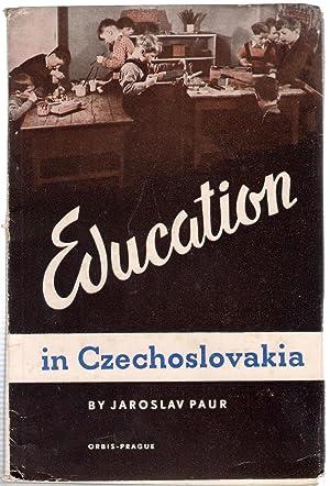 Education in Czechoslovakia: Paur, Jaroslav
