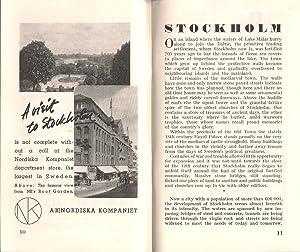Stockholm Guide 1946