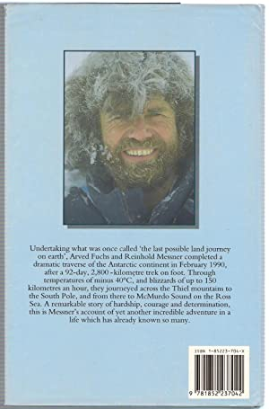 Antarctica : Both Heaven and Hell: Messner, reinhold