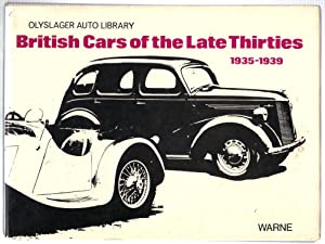 British Cars of the Late Thirties 1935-1939: Olyslager Organization Staff