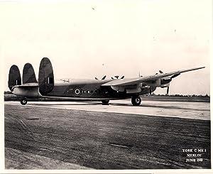 "Merlin Aircraft Photographs. 24 10x8"" b&w photos"