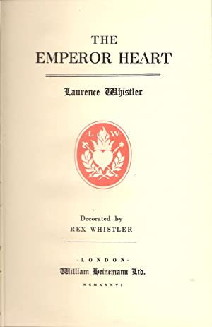 The Emperor Heart: Whistler, Laurence