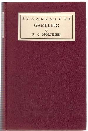 Gambling: Mortimer, R.C.