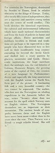 Norwegian Life and Landscape: Martin, Anthony