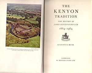 The Kenyon Tradition : The History of James Kenyon & Son Ltd: Muir, Augustus