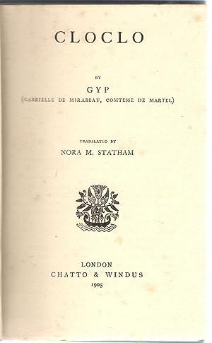 Cloclo: GYP (Gabrielle de Mirabeau, Comtesse de Martel)