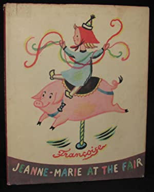 JEANNE-MARIE AT THE FAIR: Francoise