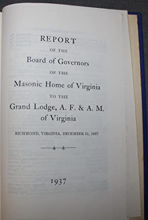 PROCEEDINGS OF THE MOST WORSHIPFUL GRAND LODGE OF ANCIENT, FREE AND ACCEPTED MASONS OF THE ...