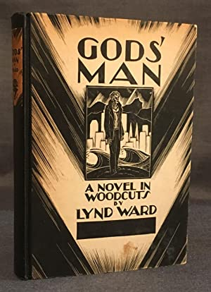 GODS? MAN: A NOVEL IN WOODCUTS