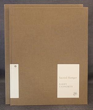 SACRED HUNGER | Volume V, Oak Tree: Barry Unsworth |
