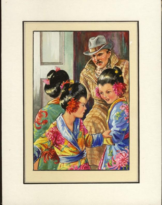 ORIGINAL CHILDREN'S BOOK ART