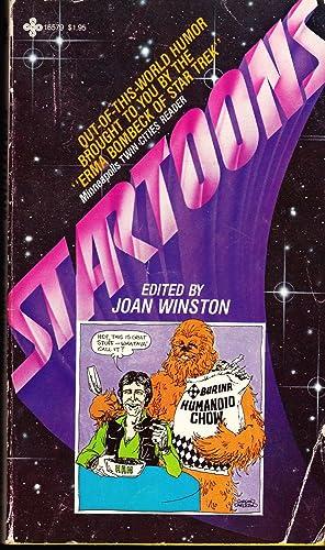 Startoons: Joan Winston
