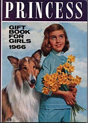 Princess Gift Book For Girls 1966