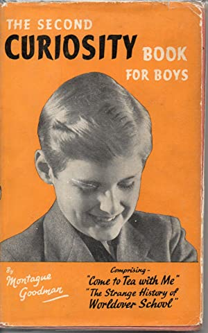 The Second Curiosity Book For Boys