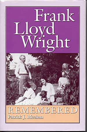 Frank Lloyd Wright Remembered
