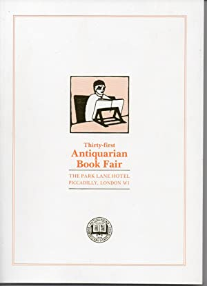 Thirty-first Antiquarian Book Fair