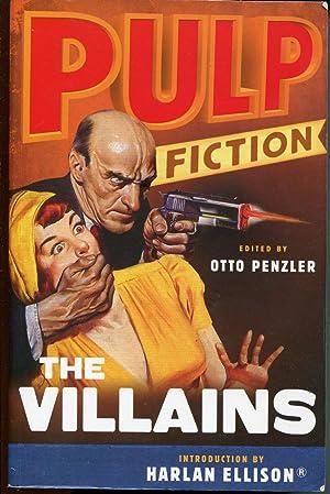 Pulp Fiction : The Villains: Penzler, Otto