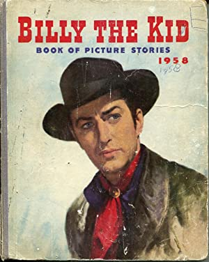 Billy The Kid Book Of Picture Stories 1958