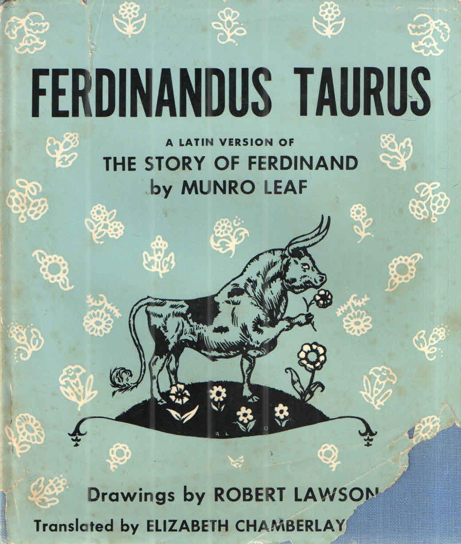 Taurus in latin