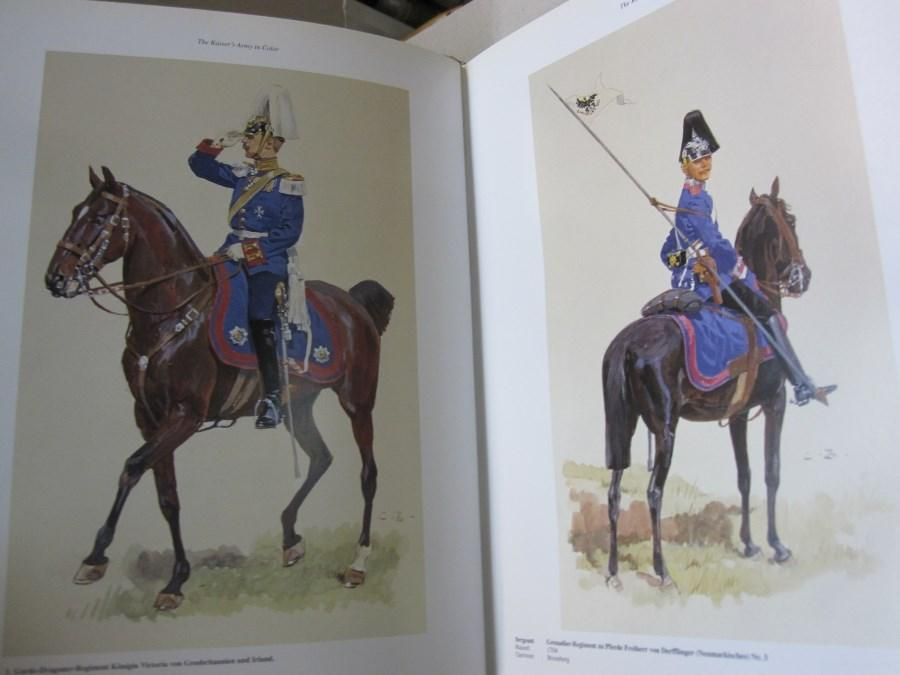 The Kaiser's Army In Color: Uniforms of the