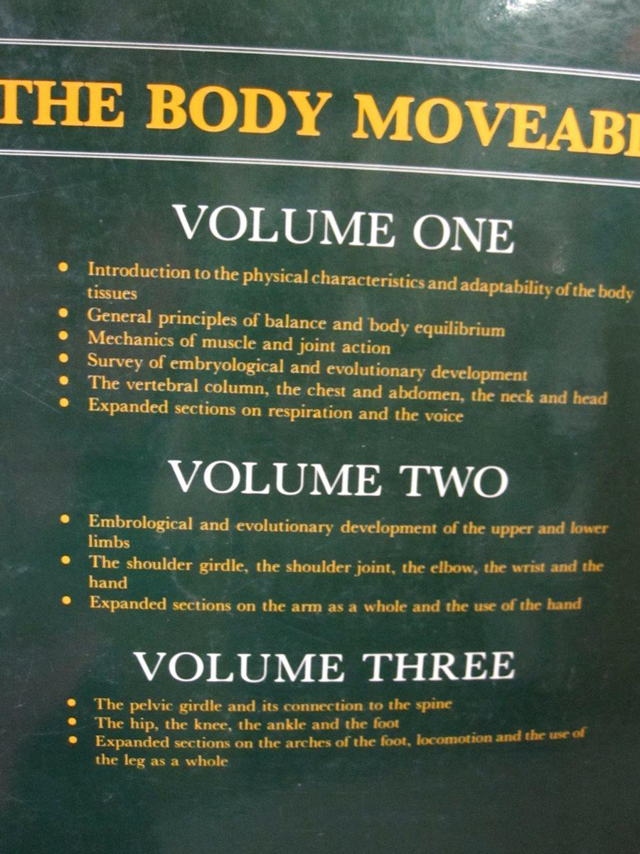 The Body Moveable : 3