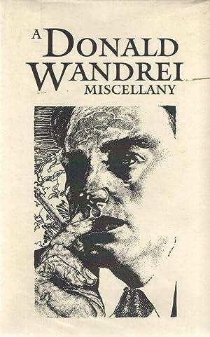 A Donald Wandrei Miscellany: D.H.Olson
