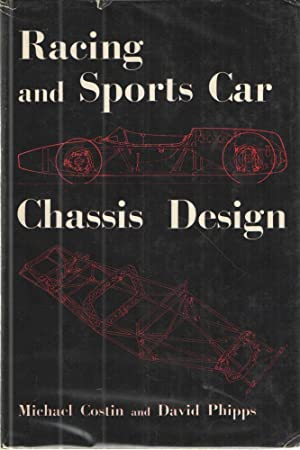 Racing and Sports Car Chassis Design: Michael Costin and