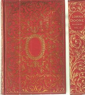 Lorna Doone; A Romance of Exmoor: R.D.Blackmore