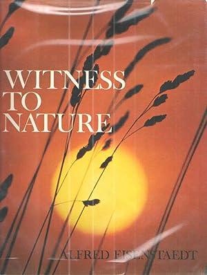 Witness to Nature: Alfred Eisenstaedt