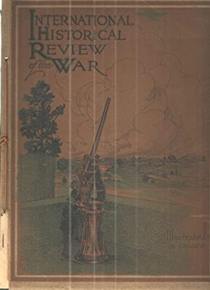 International Historical Review of the Great European War of 1914