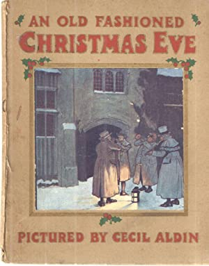An Old Fashioned Christmas Eve.: Washington Irving.