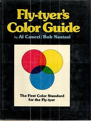 Fly-tyers Color Guide: Al Caucci/Bob Nastasi