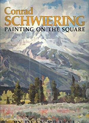 Conrad Schwiering : Painting on the Square: Dean Krakel