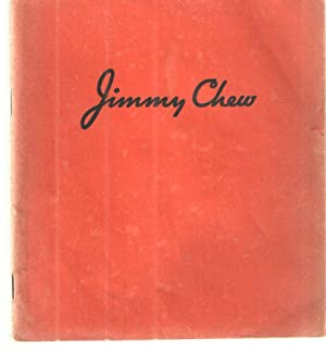 Jimmy Chew A Dental Health Book.: Harrison W. Ferguson,