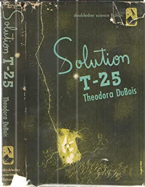 Solution T-25: Theodora DuBois