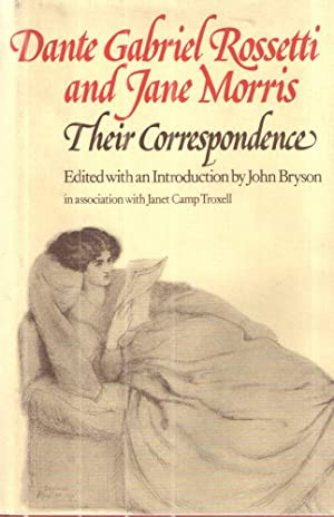 Image result for Rossetti and Jane Correspondence edited by John Bryson in association with Janet Camp Troxell