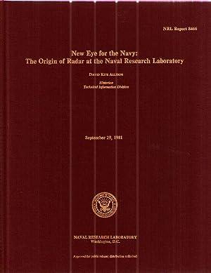 New Eye for the Navy: The Origin: David Kite Allison